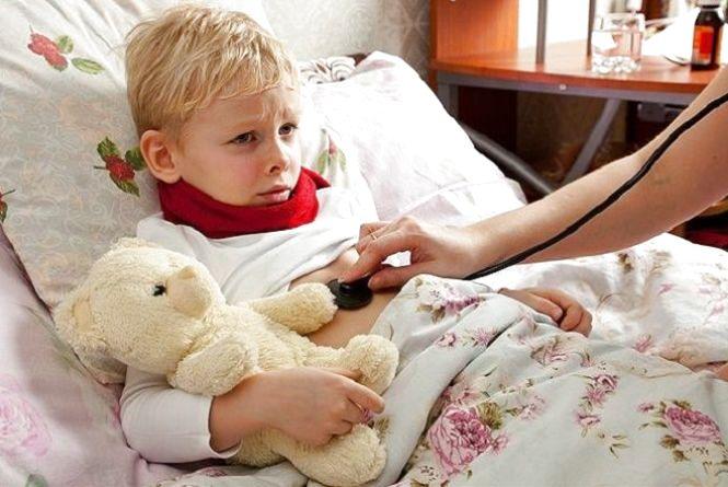 Хворих стає менше: за тиждень на Хмельниччині із грипом та ГРВІ госпіталізували 192 дитини