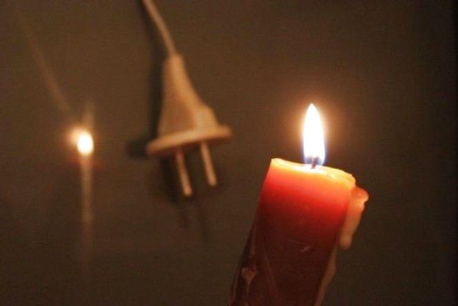На яких вулицях Хмельницького не буде світла 11 січня