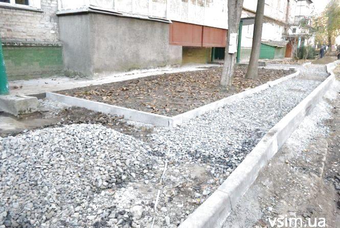 Де у Хмельницькому ремонтуватимуть двори у 2019 році (КАРТА)