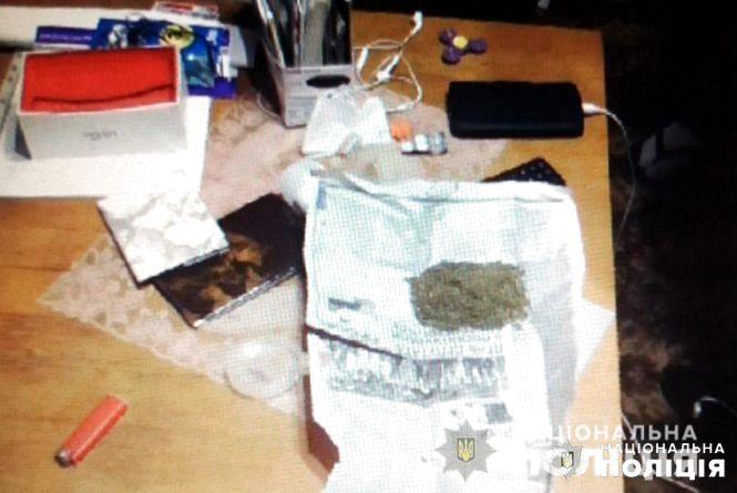 В Славуті зловили 34-річного раніше судимого, який торгував наркотиками