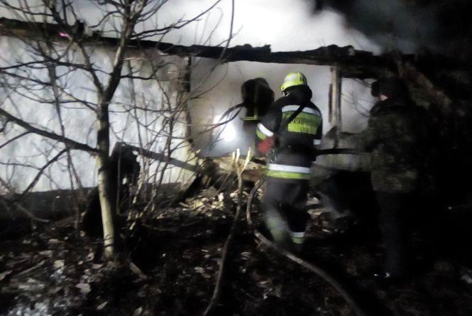 Страшна смерть: у Білогірському районі у власному будинку згорів чоловік