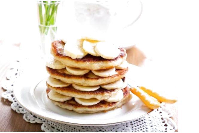 Смачний сніданок: готуємо бананові оладки