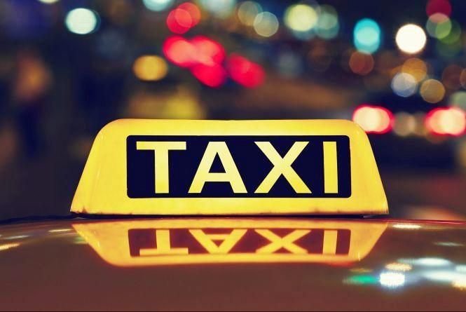 Хмельницького таксиста оштрафували на 17 тисяч