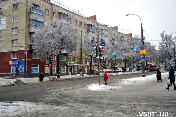 Подекуди туман, на дорогах ожеледиця: прогноз погоди у Хмельницькому на 29 січня