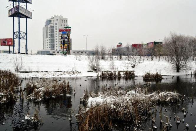 Калюжі під ногами та бурульки над головою. Свіжий прогноз погоди у Хмельницькому на 31 січня
