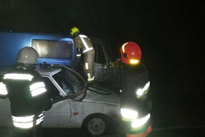 В Кам'янці-Подільському сталося три підпали за одну ніч