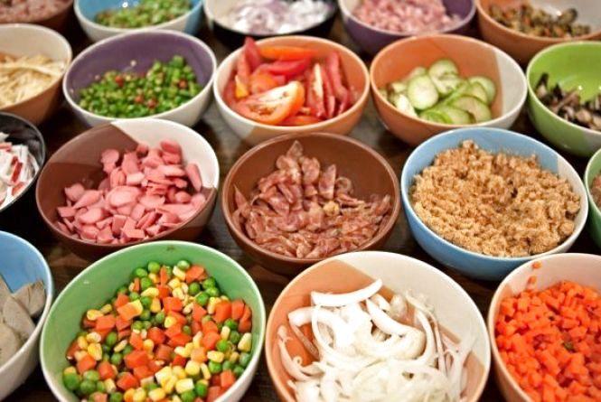Великий піст: календар харчування на шостий тиждень