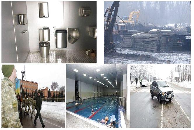 Від туалету за мільйон до найкращої назви для басейну: ТОП-5 новин тижня у Хмельницькому