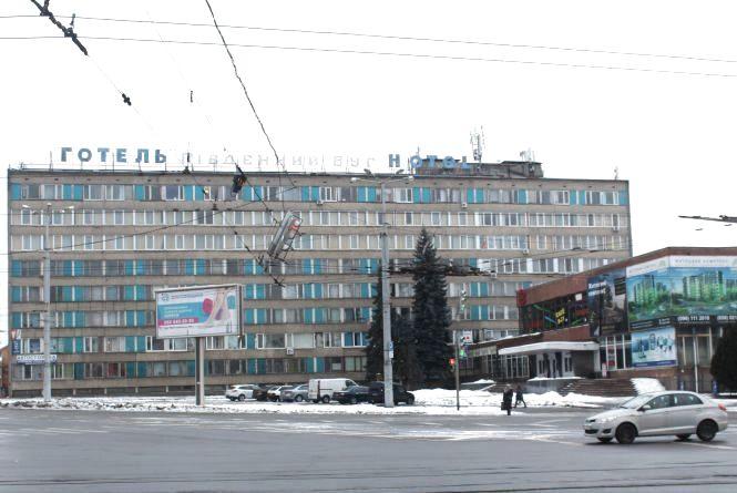Хмельницька фірма придбала готель у Вінниці за 34 мільйони гривень