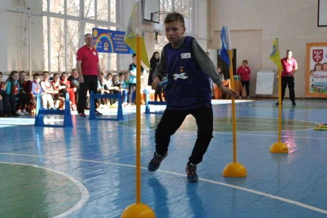 У Хмельницькому стартувала шкільна легкоатлетична ліга