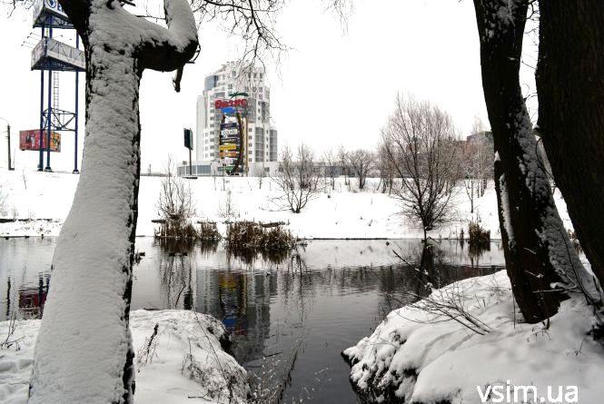 Тепло вдень, мороз вночі: погода на вихідні у Хмельницькому