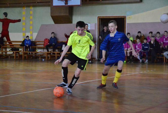 Хмельницька шкільна футзальна ліга: на старт вийдуть 48 команд