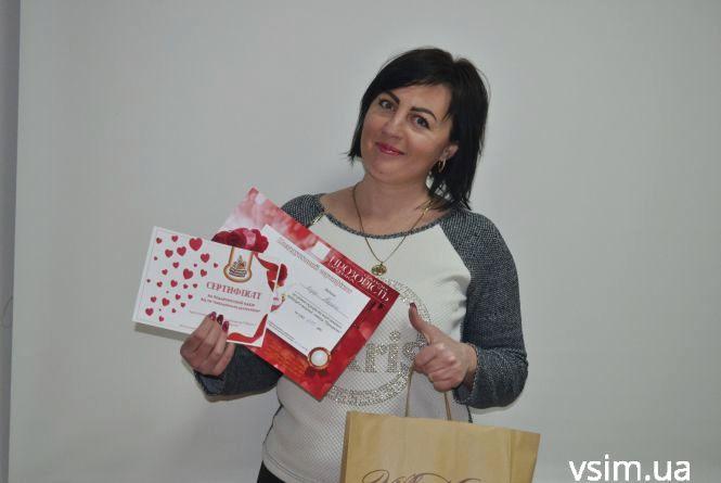 """Переможці проекту """"Дон Купідон"""" отримали свої подарунки"""
