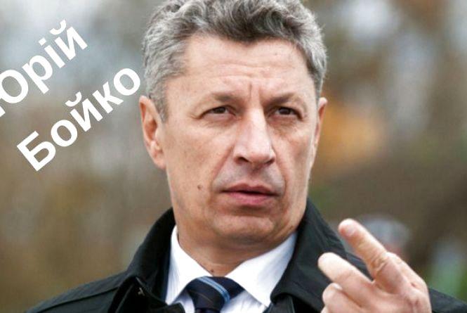 #СкороВибори: що хмельничани кажуть про Юрія Бойка, як кандидата в президенти