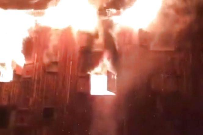 У Нетішині під час пожежі у багатоповерхівці загинув чоловік