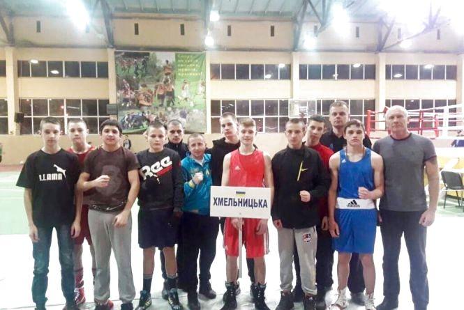 Хмельницький боксер здобув бронзу на чемпіонаті у Харкові