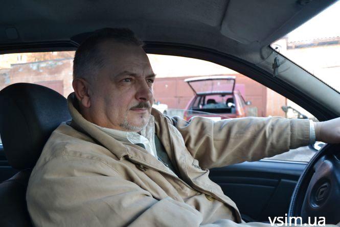 """""""Караоке на колесах"""": як живе співочий таксист із Хмельницького"""