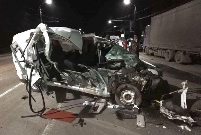 П'янючий водій влаштував потрійну ДТП на проспекті Миру
