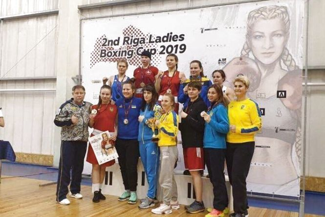 Хмельницька боксерка здобула бронзу на кубку у Латвії