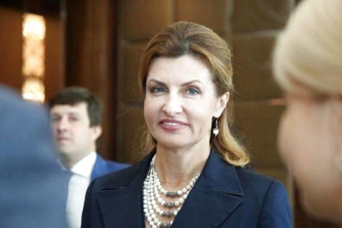 З візитом на Хмельниччину приїде перша леді Марина Порошенко