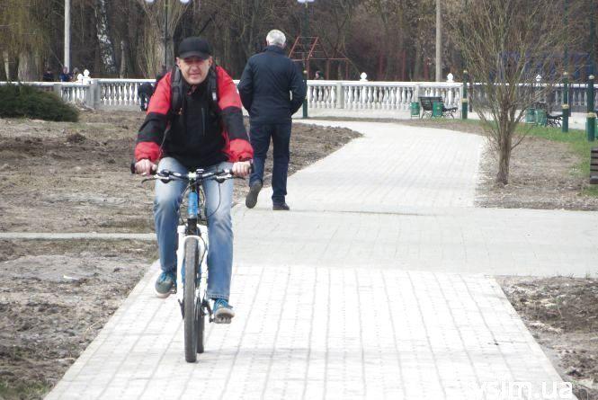 Де у Хмельницькому з'являться нові велодоріжки