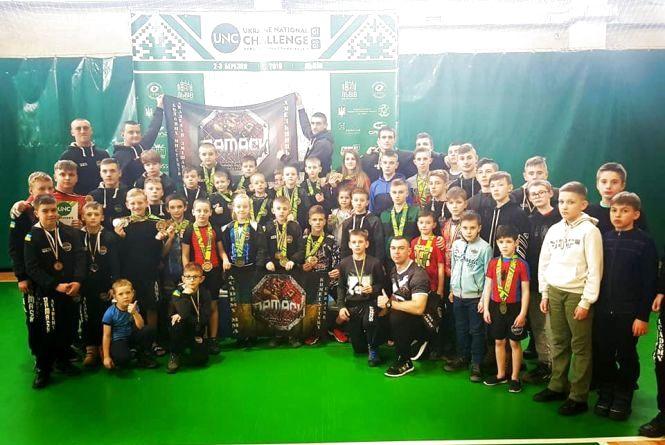 Хмельничани здобули нагороди на чемпіонаті України з бразильського джиу-джитсу