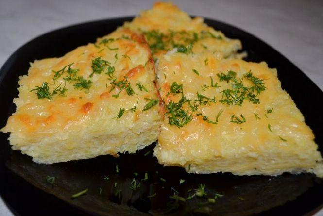 Рецепт дня. Готуємо запіканку з картоплі із сиром