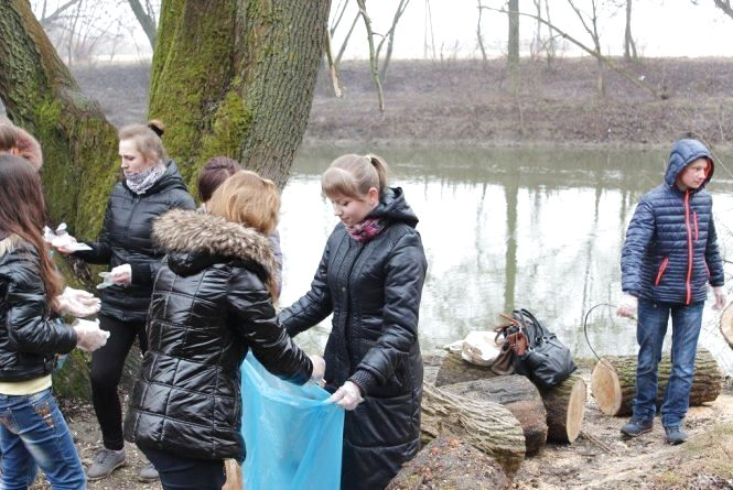 #чистіводойми: рибоохоронний патруль запрошує хмельничан на прибирання