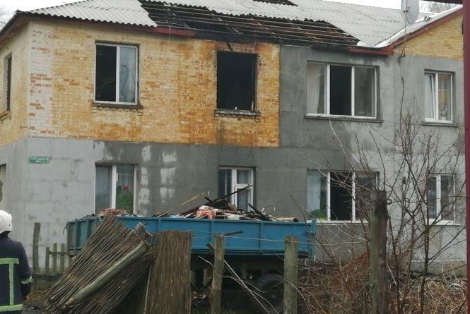 У Хмельницькому під час пожежі у квартирі загинув чоловік
