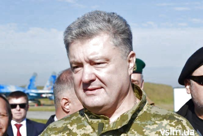 Петро Порошенко відвідає Хмельниччину