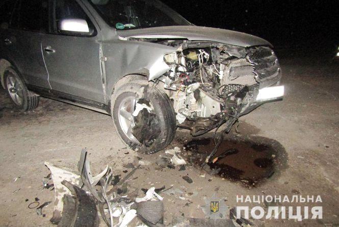 """Lanos """"лоб у лоб"""" в'їхав у Hyundai: у ДТП на Хмельниччині постраждали двоє дітей та дорослий"""