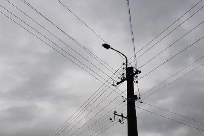На трьох вулицях у Хмельницькому не буде світла 20 березня