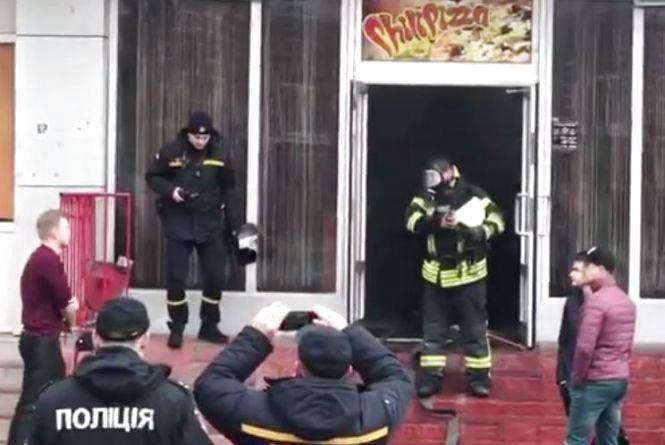 """У """"Chili Pizza"""" на Кам'янецькій сталася пожежа"""