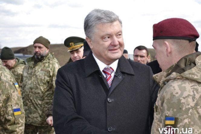Візит Петра Порошенка: що президент робив у Старокостянтинові