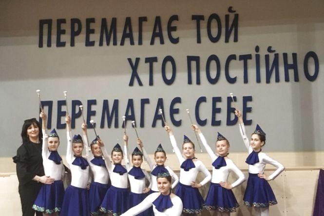Хмельницькі танцюристи здобули нагороди на Всеукраїнському фестивалі