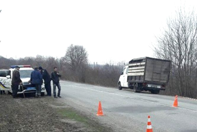 18-річний водій без прав насмерть збив пішохода на Хмельниччині
