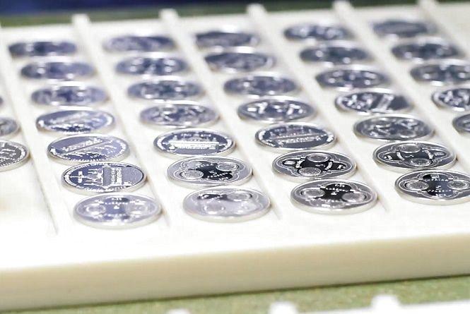 Нацбанк ввів в обіг нові пам'ятні монети присвячені Томосу