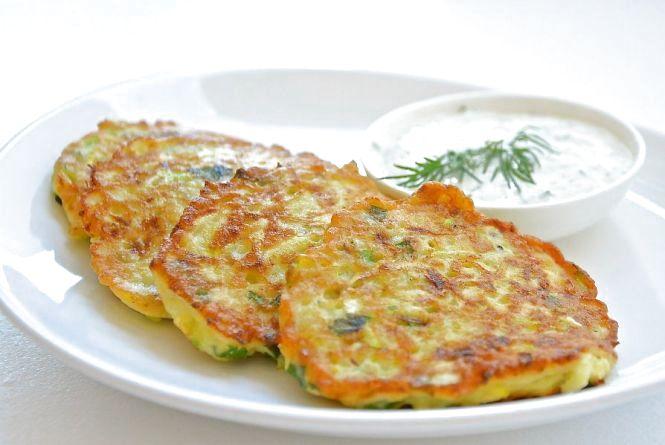 Смачний сніданок: готуємо грибні оладки