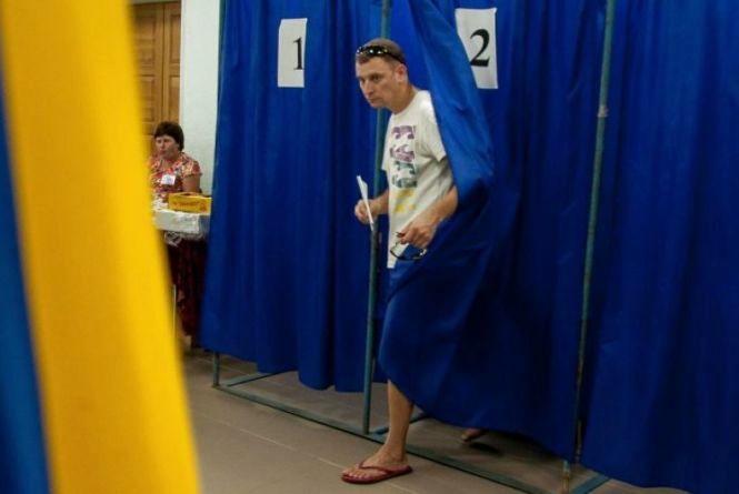 За селфі у виборчій кабінці можна сісти до в'язниці — МВС