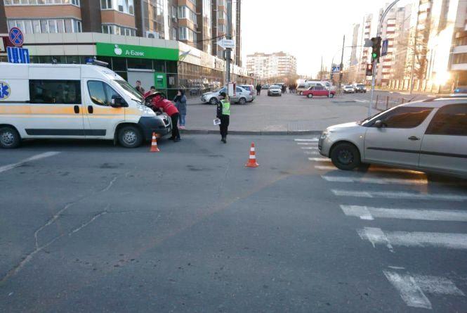 П'яний водій-втікач та збитий пішохід на переході: хроніка ДТП у Хмельницькому