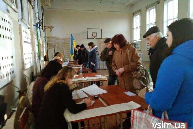 Скільки хмельничан можуть проголосувати на виборах президента
