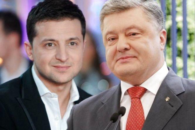 Зеленський та Порошенко у другому турі: результати Національного екзит-полу (ОНОВЛЕНО)