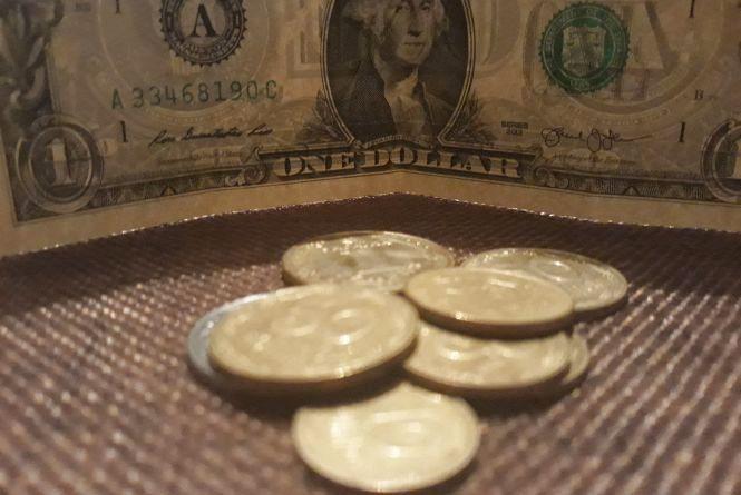 Долар знову зріс. Курс НБУ на 10 квітня