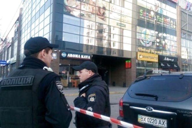 """Замінування двох ТРЦ у Хмельницькому: у поліції розповіли, що загрожує """"жартівнику"""""""