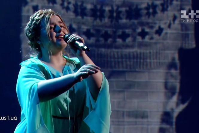 """За крок до перемоги. Студентка із Кам'янця заспіває у фіналі """"Голосу країни"""""""