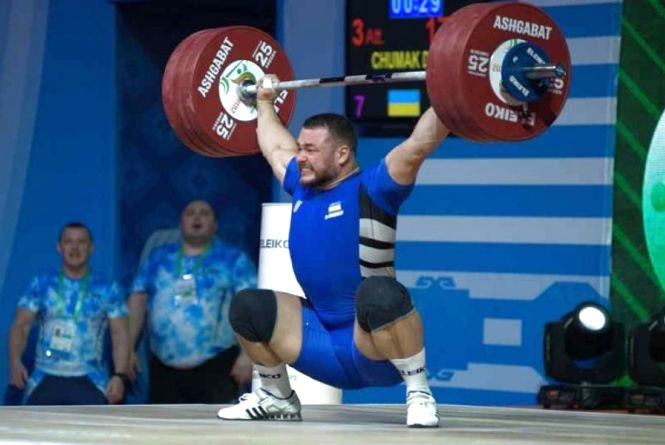 Три золота: хмельничанин став найкращим на Чемпіонаті Європи з важкої атлетики
