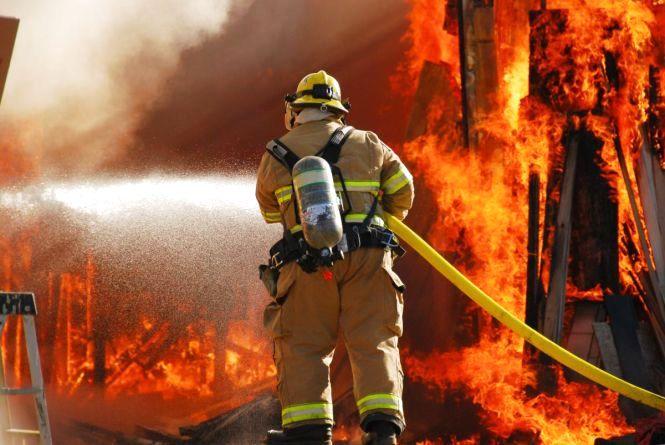 17 квітня — День працівників пожежної охорони