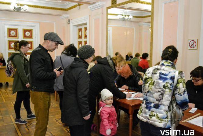 Як голосують у Хмельницькій області: явка на 15:00