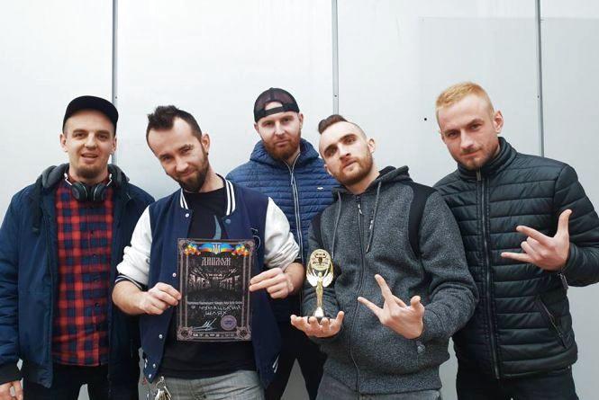 Хмельницький гурт поїде на грандіозний фестиваль до Німеччини