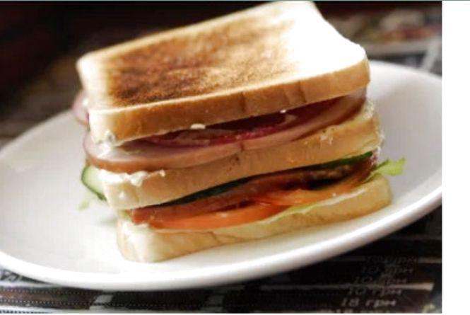 """Швидкий сніданок: готуємо сендвіч """"Джої"""""""